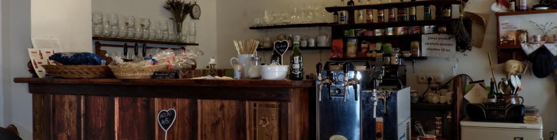 Kavárna zámek Radim