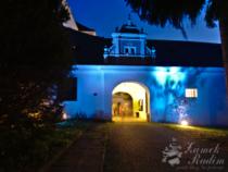 Noční prohlídky na zámku Radim